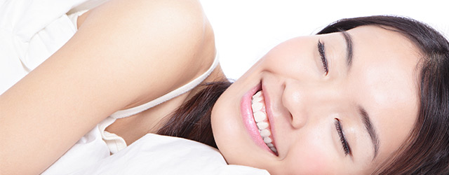 Wake up with a healthy, beautiful smile