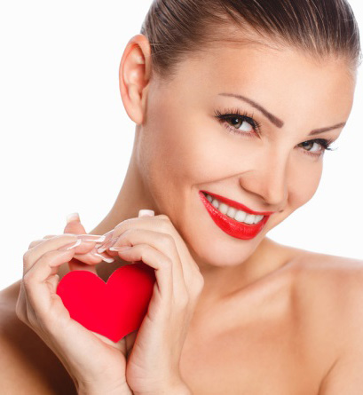 The best Valentine's present – a healthy, kissable pout! | Bulimba Dental | Brisbane QLD