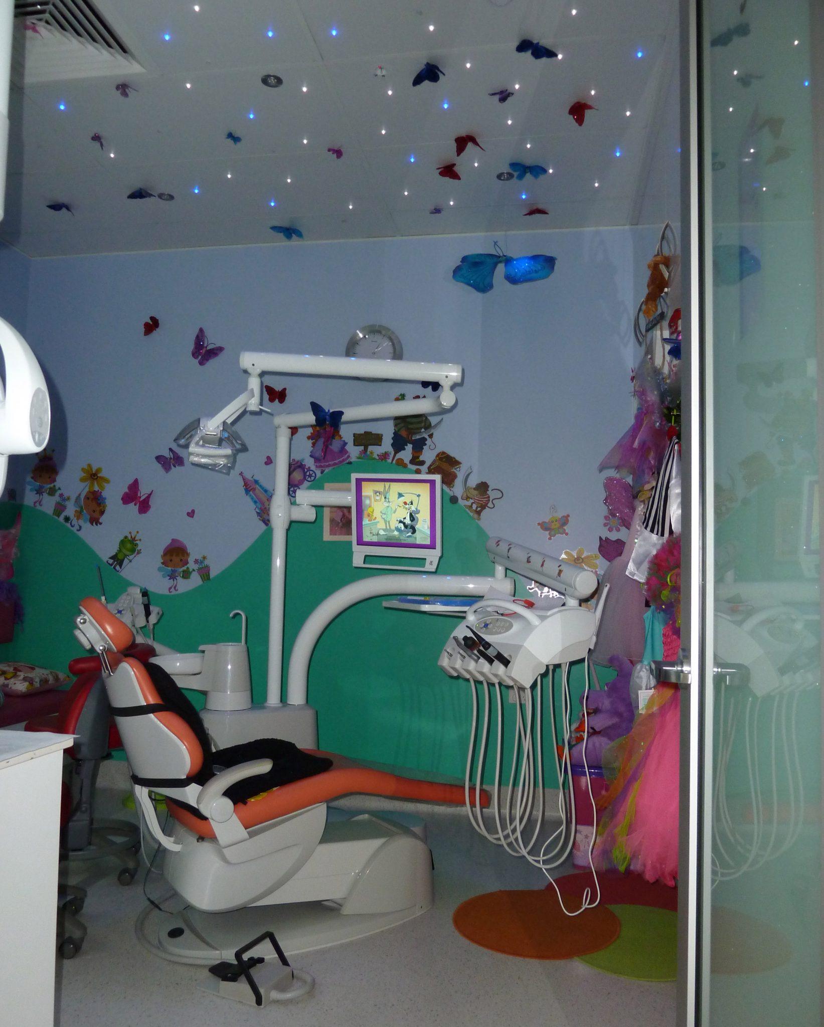 Tooth Fairy clinic