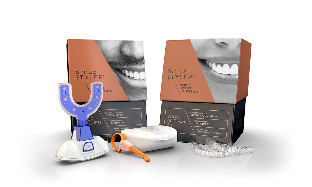 Smilestyler clear aligners TFI Dentistry Gold Coast