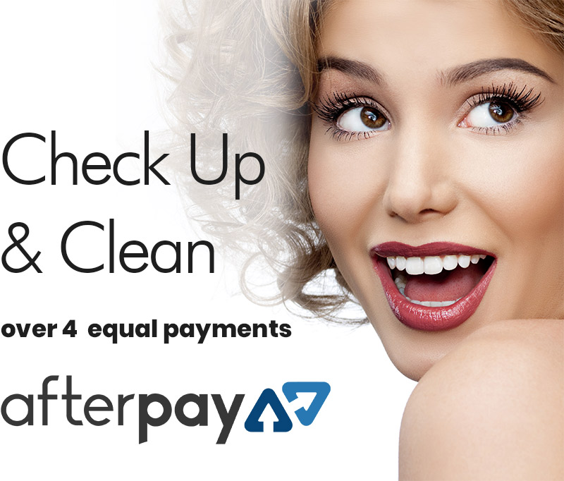 Afterpay interest free payment option