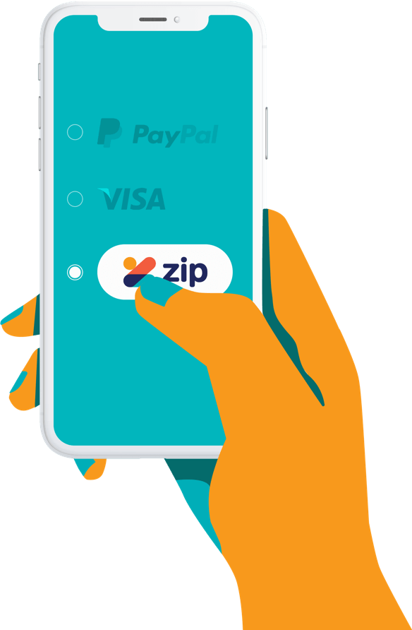 Zip Pay own your smile, get the treatment you want today, pay later