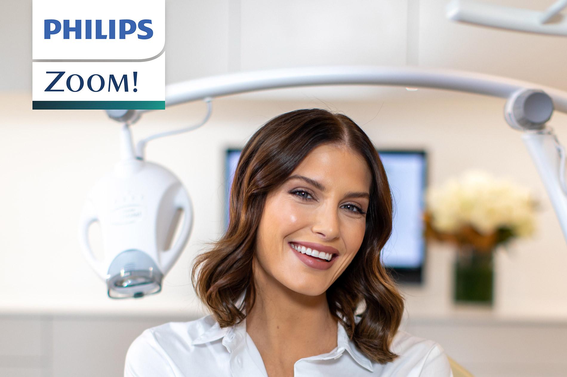 Zoom teeth whitening at TFI Dentistry Gold Coast 07 5528 8222